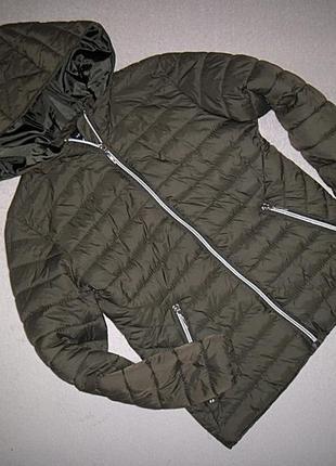 Куртка new look на 10-11 лет.