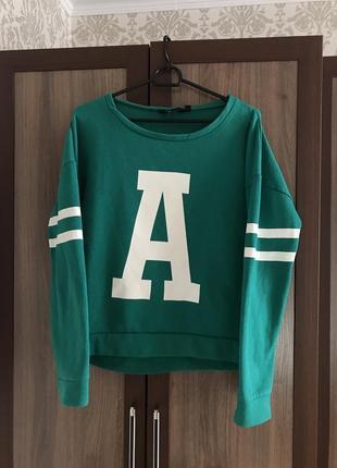 Бомбезная кофта свитшот пуловер!