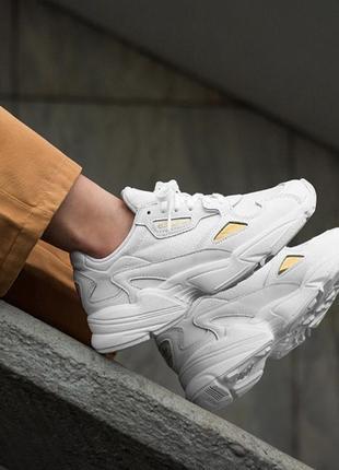 41 1/3; кроссовки adidas falcon w - ee8838 / оригинал adidas