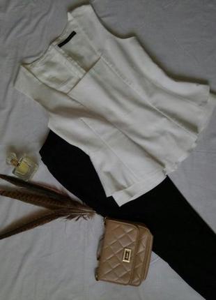 Базовая блуза (zara basic)