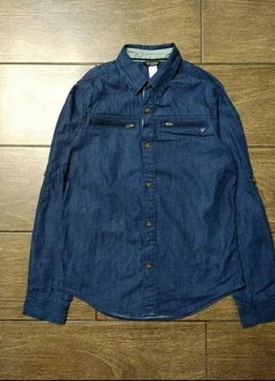 Рубашка # джинсовая рубашка