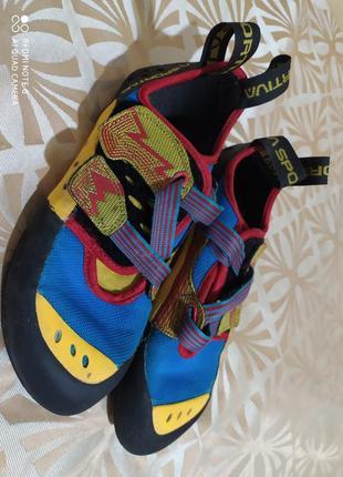 Профи скальники скальные туфли бренда la sportiva oxygym