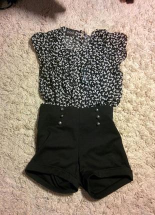 Шорты, короткие шорты, шорты-ретро