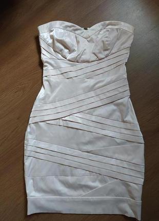 Классическое платье мини