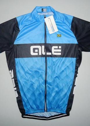 Велофутболка веломайка ale coolmax велоформа (l)