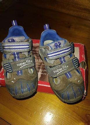 Superfit кросівки