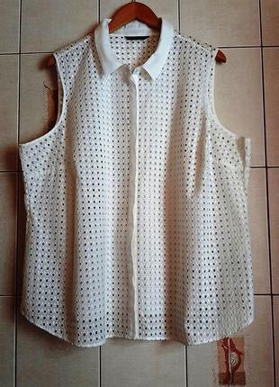Красивейшая хлопковая рубашка из шитья