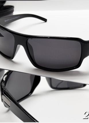 Солнцезащитные мужские очки с поляризацией