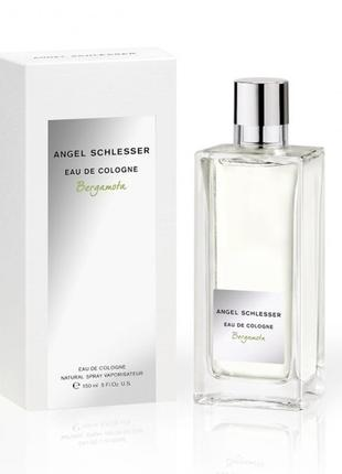 Angel schlesser eau de cologne bergamota оригинал похож на neroli