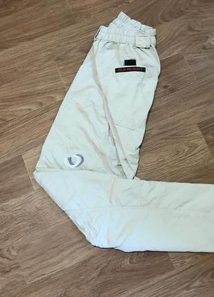 Треккинговые лёгкие штаны от mammut vintage