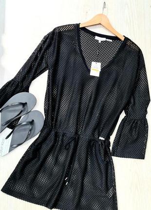 Пляжное платье туника от calvin klein