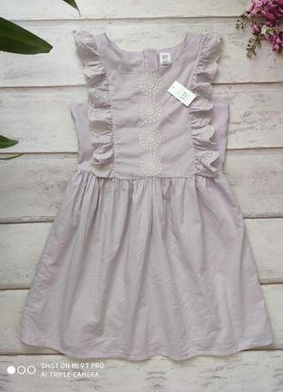 Платье сарафанчик gap l (10-11)лет