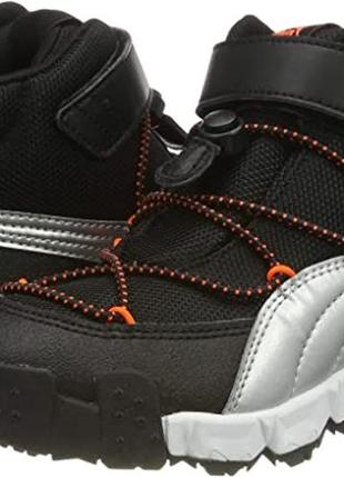Зимние ботинки puma