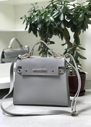 Женская сумка по типу портфель