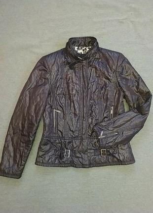 Стильная курточка,косуха , демисезонная