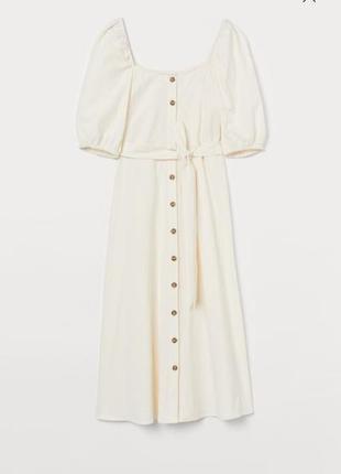 Шикарное платье hm
