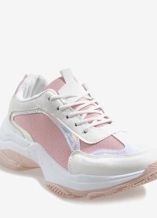 Рожеві кросівки 2018-6