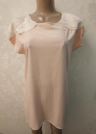 Платье женское фирменное лёгкое нежное м - с
