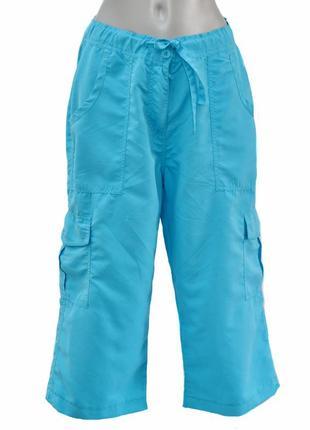 Женские  летние легкие капри outfit  classic. код 1121(6)