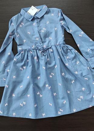 Лёгкое платье для модницы