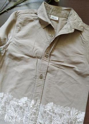 Cherokee фирменная рубашка для мальчика