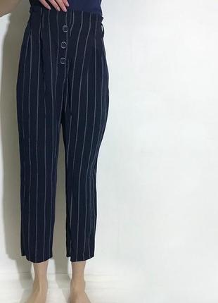 Женские укороченные брюки (мрр)