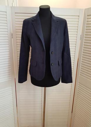 Стильный платье пиджак жакет в клетку max mara