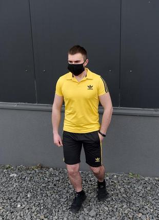 Комплект футболка шорти ( в наявності всі розміри)