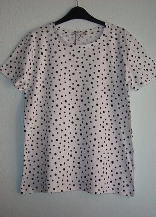 Базовая женская футболка stradivatius