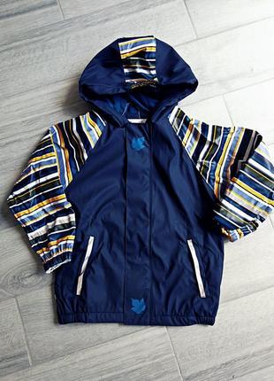 Куртка мальчику от дождя и ветра