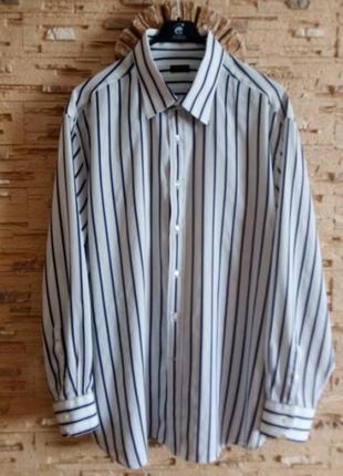 Рубашка мужская хлопковая