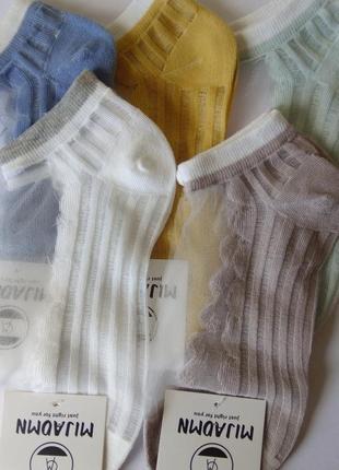 Цена 75 грн закомплект носков носки 1008