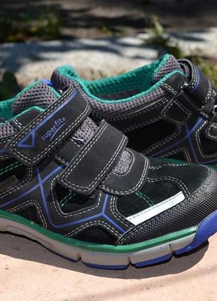 Деми ботинки superfit goretex 34р.