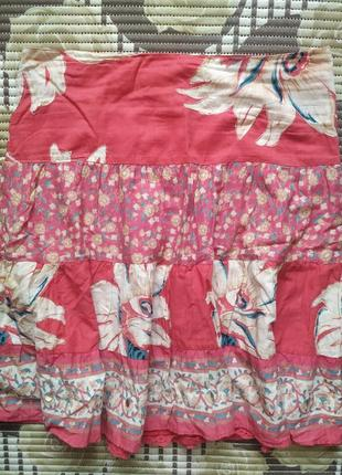Летняя юбка из 100% хлопка ichi