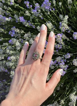 Винтажное кольцо