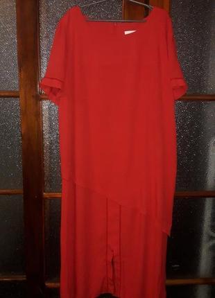 Стильное платье 24рр