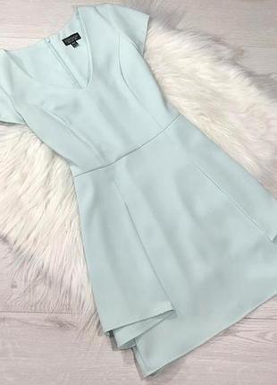 🔥распродажа! красивое платье мятного цвета, сукня, сарафан, плаття