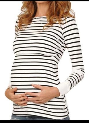 Одежда для беременных и кормящих блуза для кормления