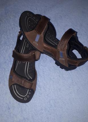 Ecco сандали сандалі босоножки босоніжки