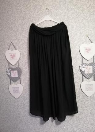 Длинная юбка topshop
