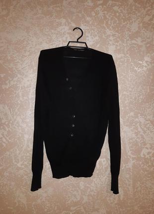 Кашеміровий шовковий / кашемировый шелковый пуловер neil barrett