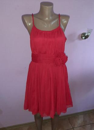 Брендовое очень красивое платье
