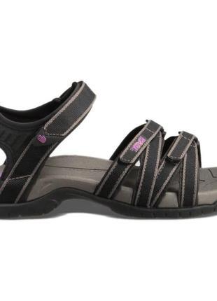 Жіночі сандалі teva tirra w's black grey