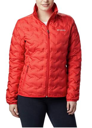 Куртка женская, пуховик columbia, размер xxxl