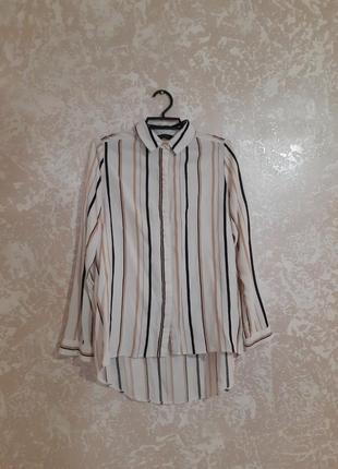 Блуза в полоску new look