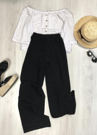N8 прямые брюки love черные трендовые ровные женские черные