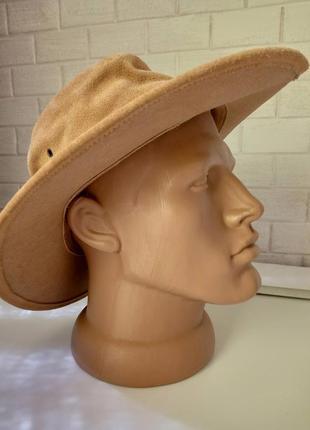 Кожаная шляпа aussie bushman
