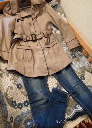 Плащ, пальто от немецкого бренд george