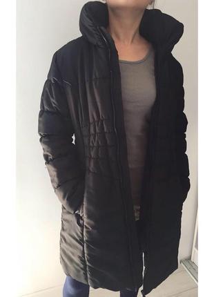 Демисезонная куртка, зимняя куртка south. дутая куртка, трендовая, модная куртка.