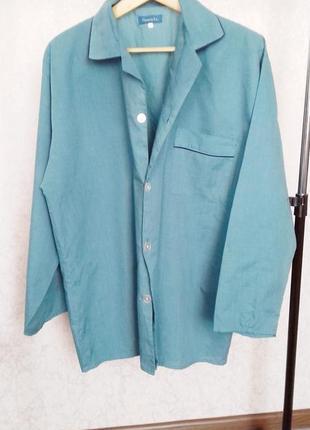 Рубашка домашний костюм